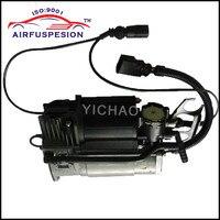 Rebuild Compressor Air Suspension Fit For Audi For Q7 Car Kompressor Luftfederung Luftversorgungsanlage
