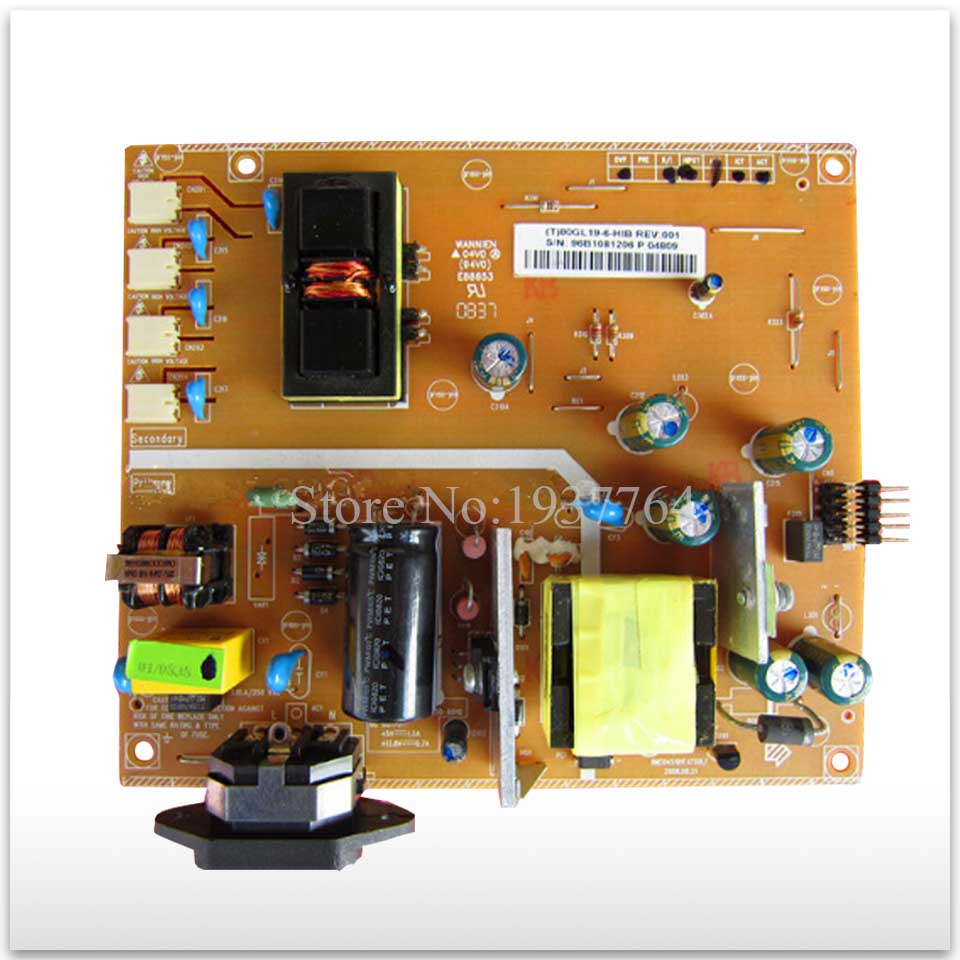 все цены на Original power supply board DAC-19M005 AL1916W VA1912WB VA1916W good working онлайн
