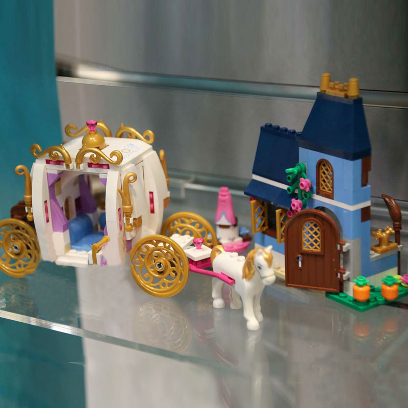 Lepin 25009 Genuine Girls Series The Enchanted Evening Set 41146 LegoINGlys Building Blocks Bricks Funny Toys For Kids Year Gift enchanted wanderer the