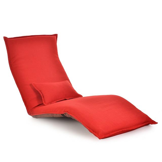Elegant Moderne Möbel Chaiselongue Sofa Tagesbett Wohnzimmer Liege Moderne Faltbare  Polster Liege Boden Chaiselongue