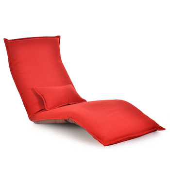 Lounge Stoel Bank.Moderne Meubels Chaise Lounge Bank Daybed Woonkamer Lounger Moderne Opvouwbare Gestoffeerde Fauteuil