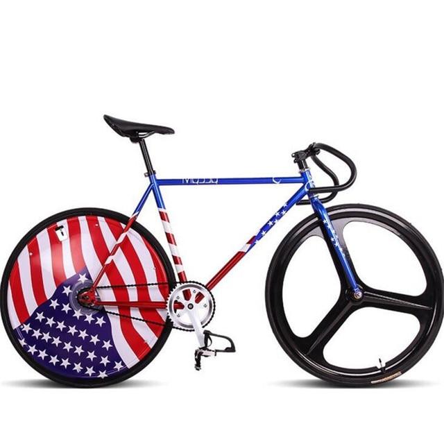 Cheap FuLang  Bicycle  fixed gear   environmental protection   damping  wear resisting  HM578