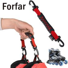 Forfar Nylon Inline Roller Skates Handle Buckle Hook For Rollerblade Skating Shoes Powerslide Skating Shoes Patins Skates Hook