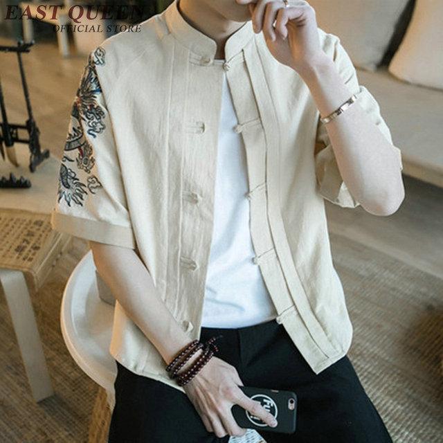Zen Dragon Embroidery Clothing NN0447 H