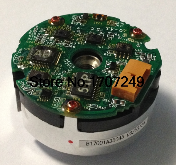 цена на ENCODER UTSIH-B17CK Suitable for YASKAWA - Series Servo motors SGMGH-05ACA61/09ACA61/13ACA61/20ACA61/30ACA61/44ACA61/55ACA61