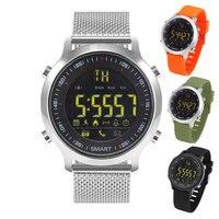EX18 Smart Watch Sport Watch Waterproof Bluetooth 4 0 Smartwatch Fitness Tracker Wristwatch For IOS Android
