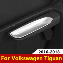 Car Seat Adjustment Wrench Cover Trim ABS Decorative Sequins For Volkswagen VW Tiguan MK2 Touran Golf MK7 T-ROC T ROC 2017 2018 цена и фото