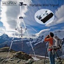 Vsheila New Brand Compact Flexible Tripod Mount free phone holder 105cm Folded 35cm Only 360g with Bag Digital Camera Bracket
