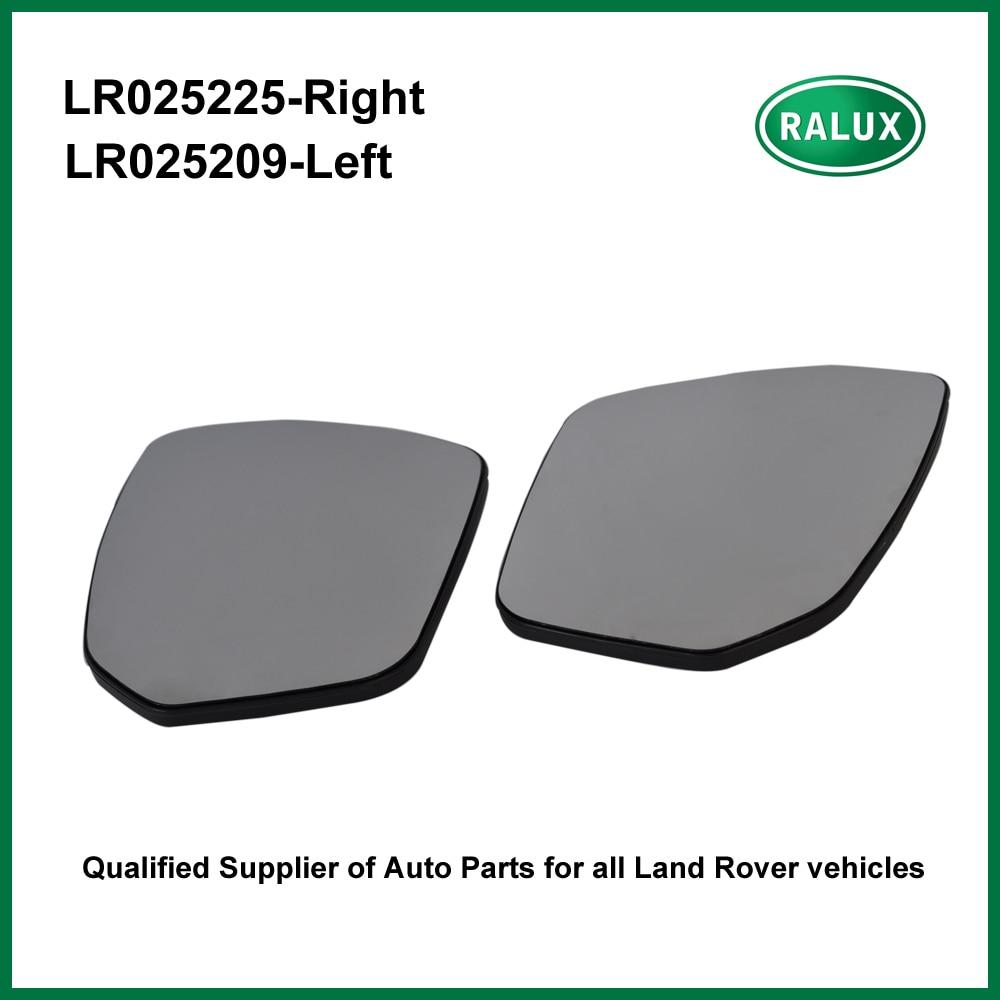 Mirror Cover For 2012 2014 2014 Land Rover Range Rover Evoque Left Side LR025171