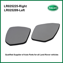 LR025225 LR025209 right and left set of auto driving back mirror glass for Range Rover Evoque car rear view heating mirror glass