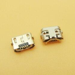 100 pcs Para Huawei Y5 II CUN-L01 Mini Micro USB jack cabo de alimentação tomada de Carregamento Porta Carregador Conector dock de Substituição reparação