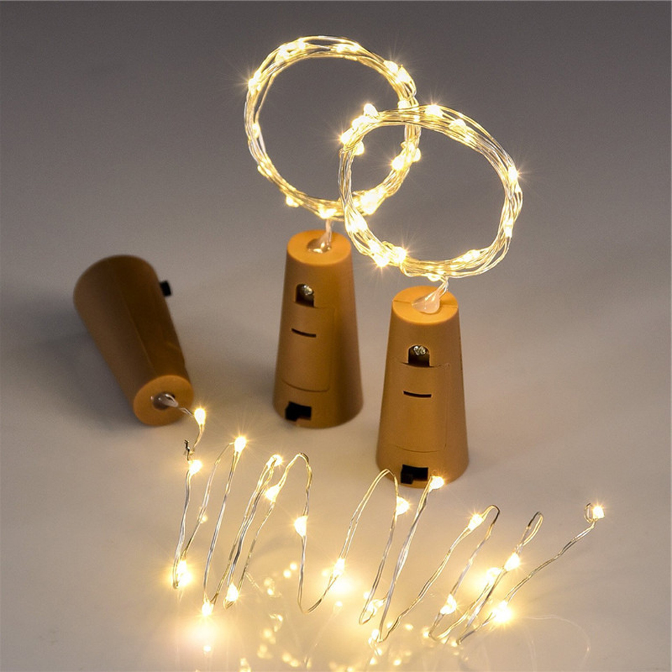 Xsky Holiday Led Light Battery Powered Copper Wire 30Led ...