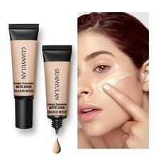 Full Cover Liquid Concealer Makeup Eye Dark Circles Cream Face Corrector Waterproof Make Up Base Cosmetic недорого