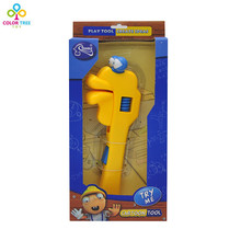 Cartoon Repair Tools Toys Plastic Fancy Toy Pretend Play Kit Tools for Children