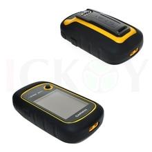 Туристические портативные GPS защитить Черный силиконовой резины чехол кожи для Garmin GPS навигатор eTrex 10 20 30 10X20x30x201