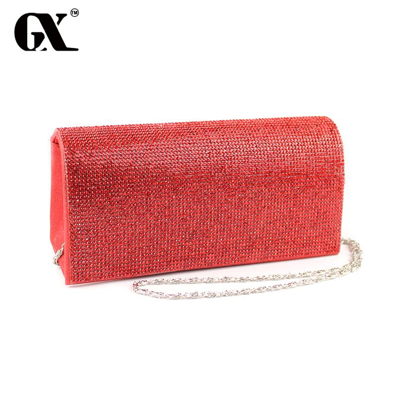 GX 2016 Clutch Bag Shoulder Crossbody Clutch Messenger Women Bags Ladies Handbags Famous Brands Designer Bolsas Bolsos Sac Femme