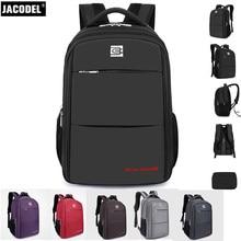 92b3bb2d7faab Jacodel 14 15 15.6 16 17 17.3 Inç laptop çantası Büyük Bilgisayar laptop  çantası Çantası 17 18 19 20 inç bilgisayar çantası erke.