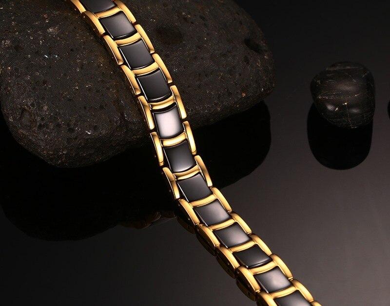 Купить лидер продаж браслеты для женщин керамический медицинский мужской