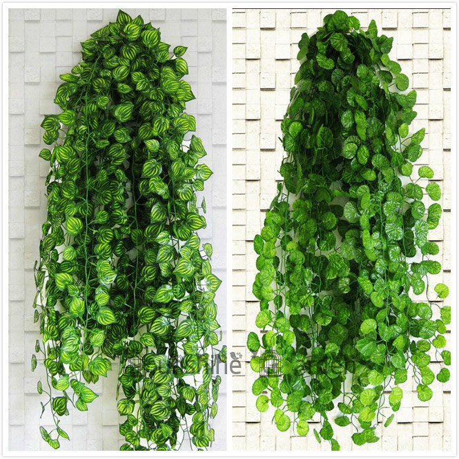 Online buy wholesale artificial grape vine garland from for Artificial grape vines decoration