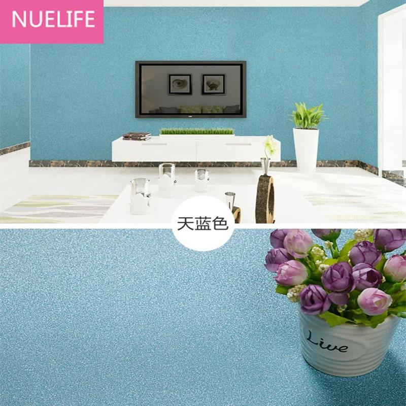 60x500cm Pvc wall stickers wallpaper wardrobe cabinets bedroom waterproof moisture wallpaper