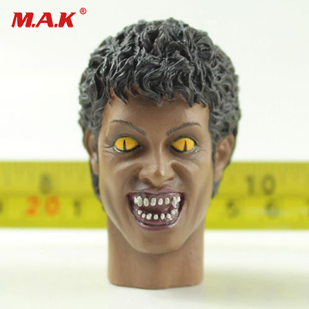 Walking Dead Zombie Head 1/6 Man Head Sculpt T56-46 Model Toys For 12 Male Action Figure Body