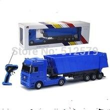Kingtoy Coche Eléctrico Grande Rc camión Desmontable Camión de Juguete de Control Remoto