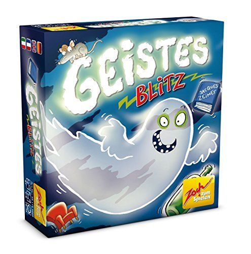 Geistes Blitz 1 Board Game 2-8 Players Family//Party Best Gift for Children NuoW