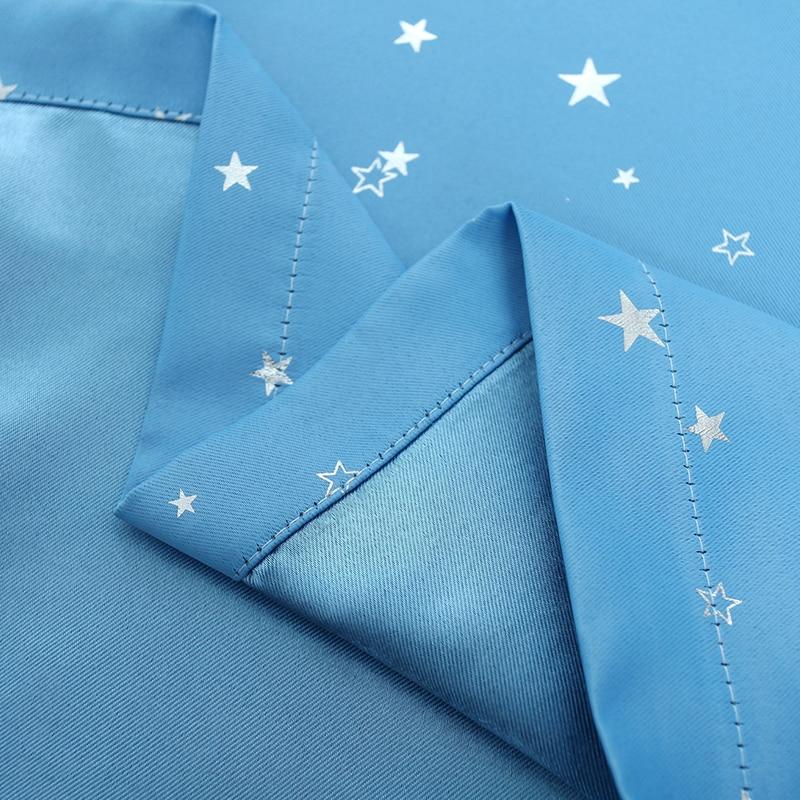 Μοντέλο αστεριών Μοντέρνα κουρτίνα - Αρχική υφάσματα - Φωτογραφία 4
