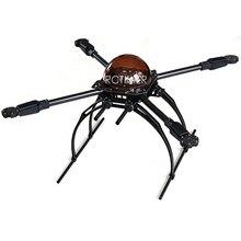 Rctimer X650 Quadcopter Juego de Estructura de Fibra De Carbono Plegable Completa