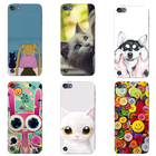 soft silicone case 4.0 For Fundas Apple iPod Touch 5 6 Case For iPod Touch5 Touch6 cover Printed Clear Mobile Phone Case