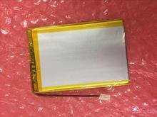 """Interiores Universal 3000 mah 3.7 V Batería Para 7 """"DEXP Ursus NS370 3G Tablet Intercambiar Baterías de Polímero Reemplazo del li-ion"""