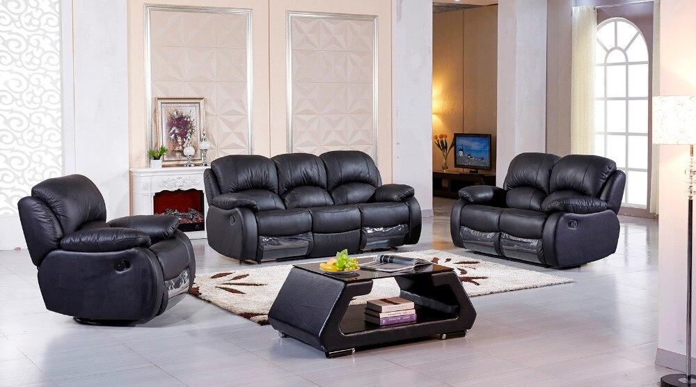european style modern genuine leather chaise beanbag armchair hot sale cheap price recliner sofa - Cheap Sofas For Sale