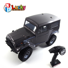 Profession 1:10 2.4ghz Transmitter Realistic Rock Crawler Waterproof Electric Toy Jeep Cars for Adults Remote Control Car
