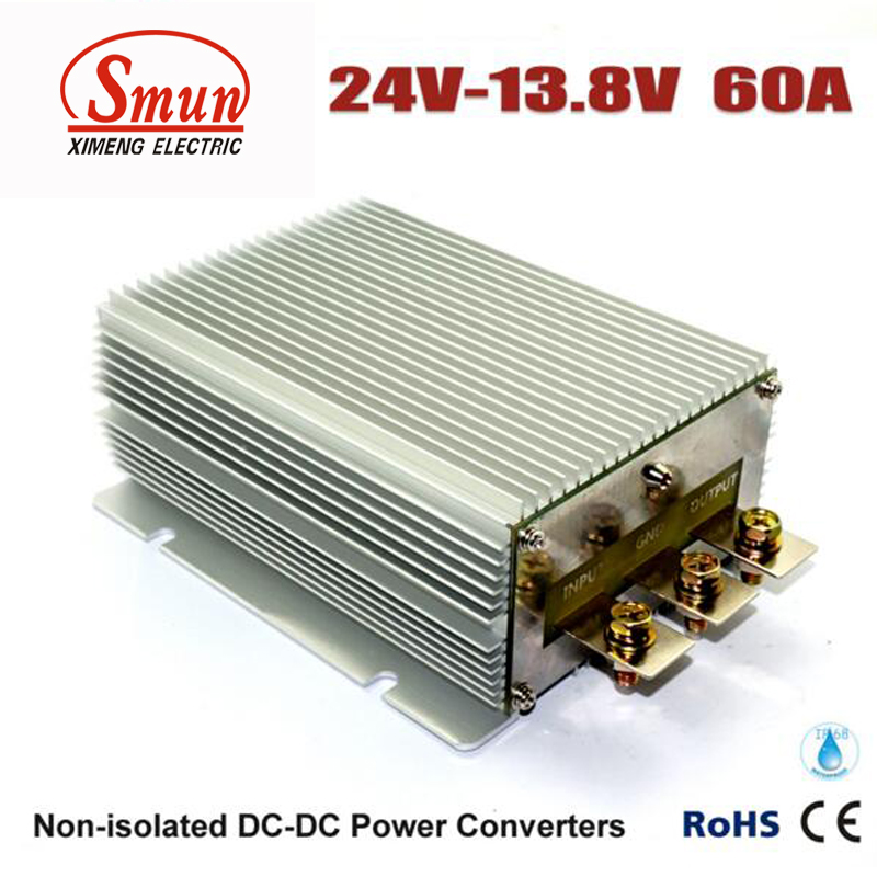 DC/DC Converters 24V to 13.8V 60A Step Down Converter woodwork a step by step photographic guide to successful woodworking