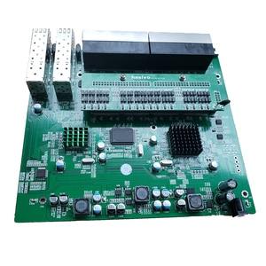 Image 5 - Reverse PoE switch 16x10M/100M PoE & 4SFP Port Gigabit Ethernet switch PCB motherboard