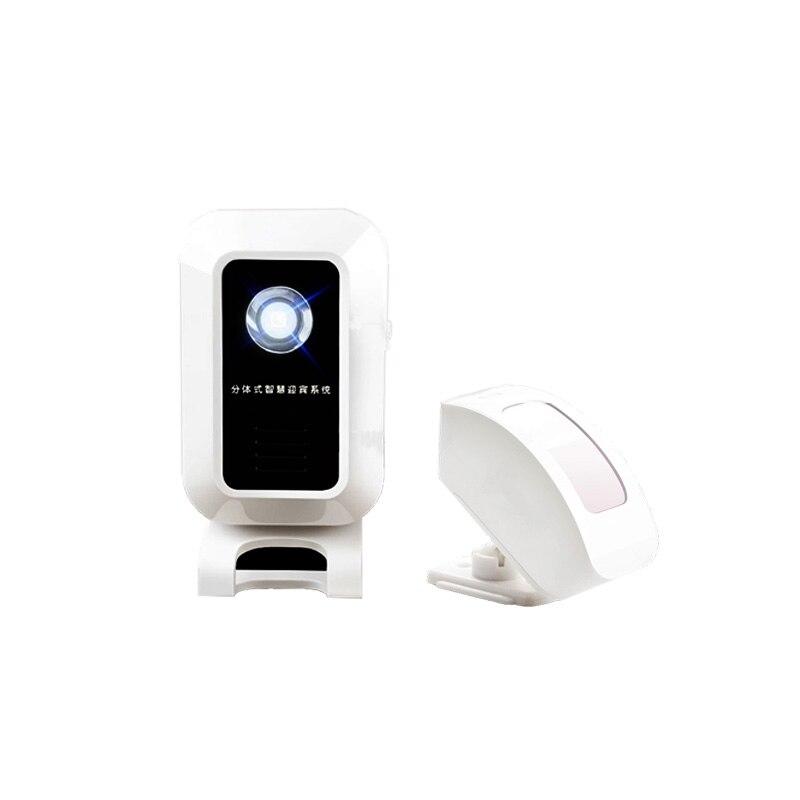 Separate Wireless Shop Store Welcome Door Entry Chime Smart Doorbell