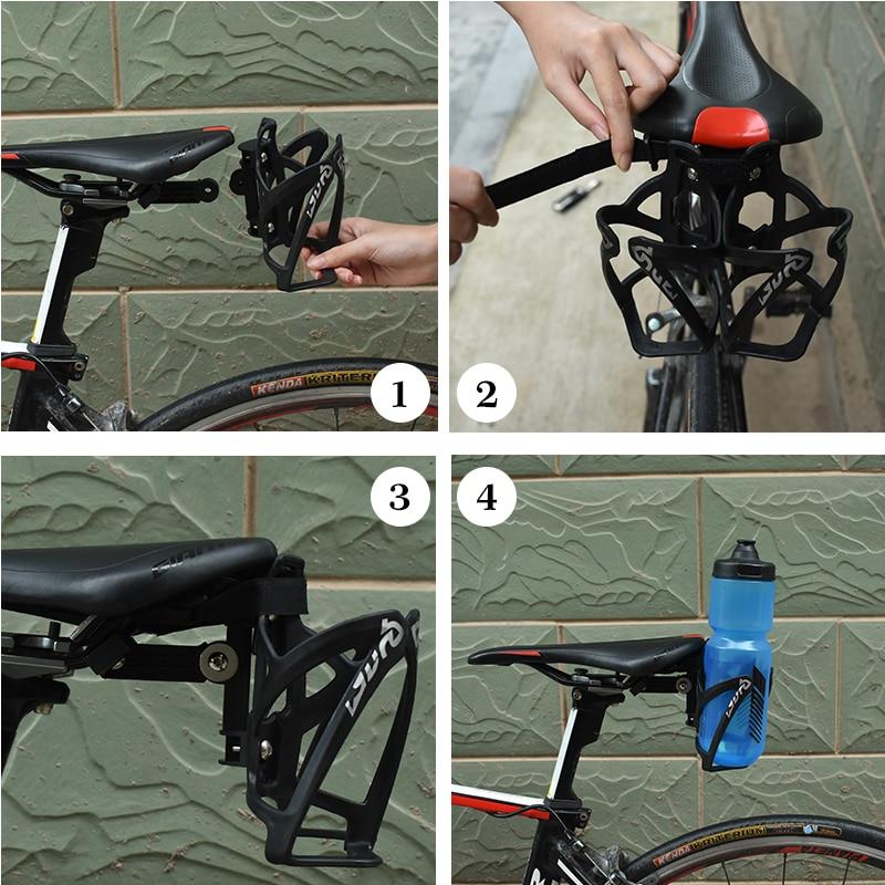 AGEKUSL Double Bike Bottle Holder Cage Triathlon Race Road MTB Water Bottle Cage