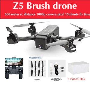 Image 5 - Otpro ミニドローン wifi fpv 4 18k 1080 で 1080p カメラ 3 軸 gps rc ドローン quadcopter rtf トランスミッタ Z5 F11 プロ dron
