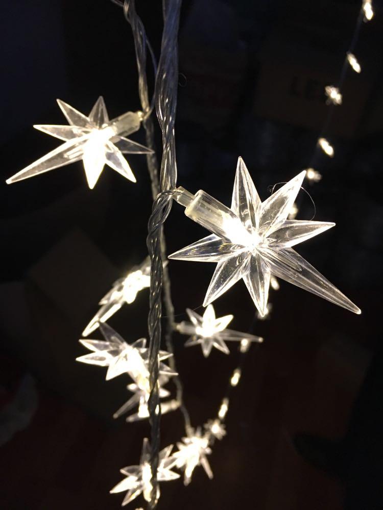 String Lights Polaris North Star