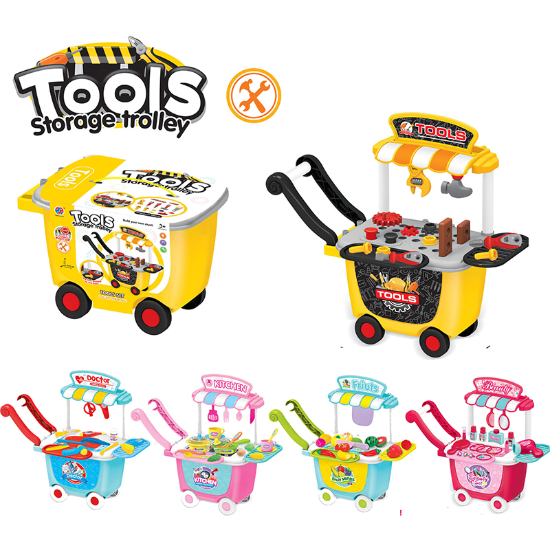 Baby Miniature Plastic Pretend Play Food Children Toys With Music Light Kids Kitchen Coo ...