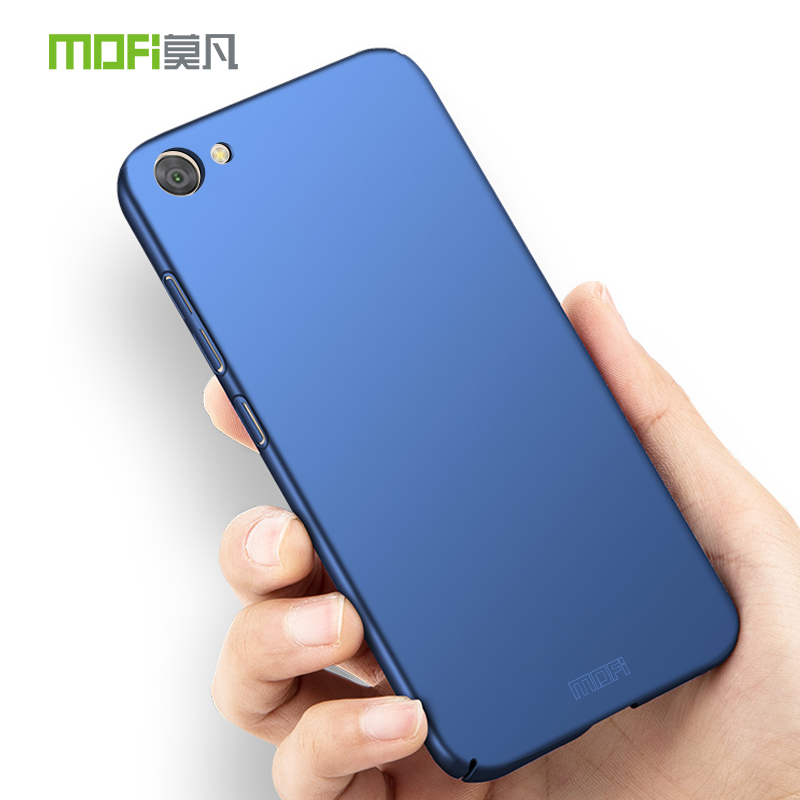 online store a1f87 c6e2c US $5.39 10% OFF|Luxury VIVO Y69 MOFi Thin Hard PC Case For vivo y69 Back  Cover Solid Color Protective Shell Skin Phone Cases-in Fitted Cases from ...