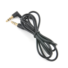 все цены на 1M Gold Tipped Car Stereo Male to Male 3.5mm Jack Audio Cable AUX Auxiliary Cable  for iphone MP3 онлайн