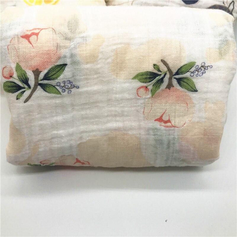 aden anais toalha de banho cobertor de algodão infantil envoltório