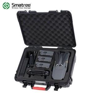 Image 1 - Smatree D600 Carry Case for DJI Mavic Pro  Waterproof Mavic Pro Hard Shell Box Compact Drone Storage Suitcase