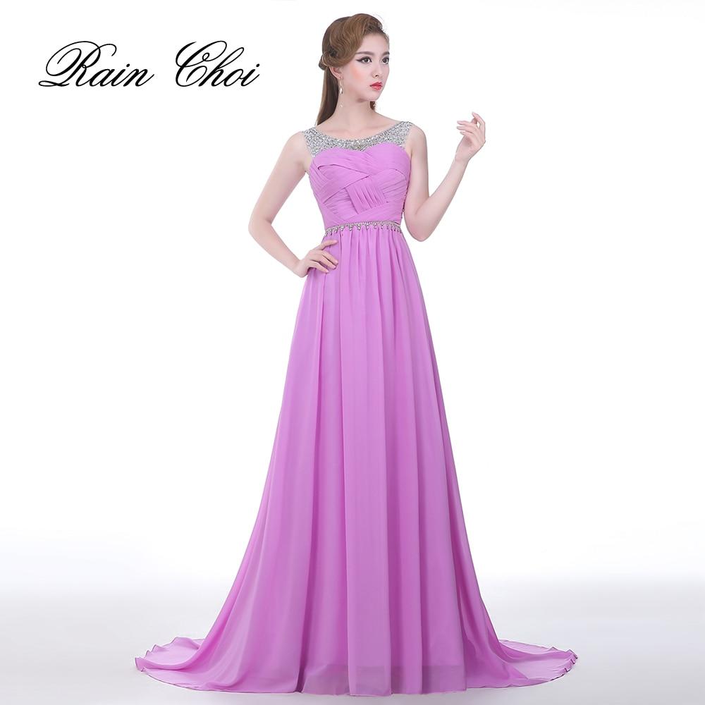 Discount Evening Gowns: Women Floor Length Sexy Cheap Long Evening Dresses 2018