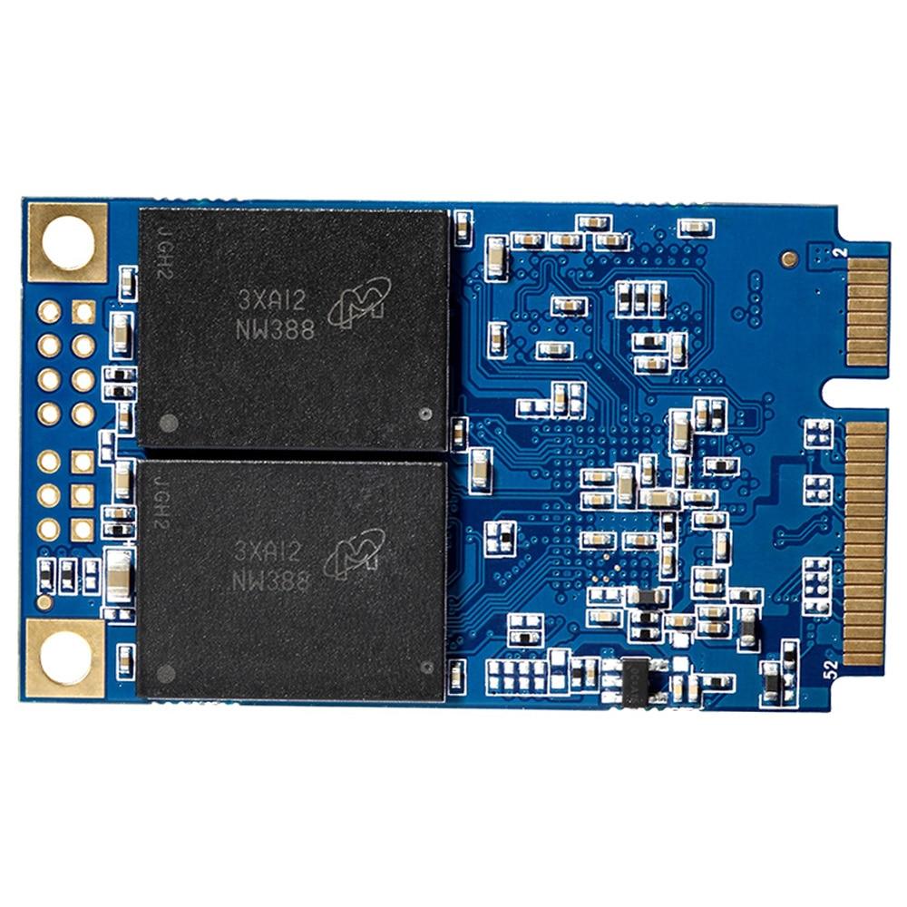 SSD 256GB mSATA KingFast F9M SSD Hard Drive mini mSATA SSD 256GB Solid State Drive MLC SMI2246EN Flash Clip