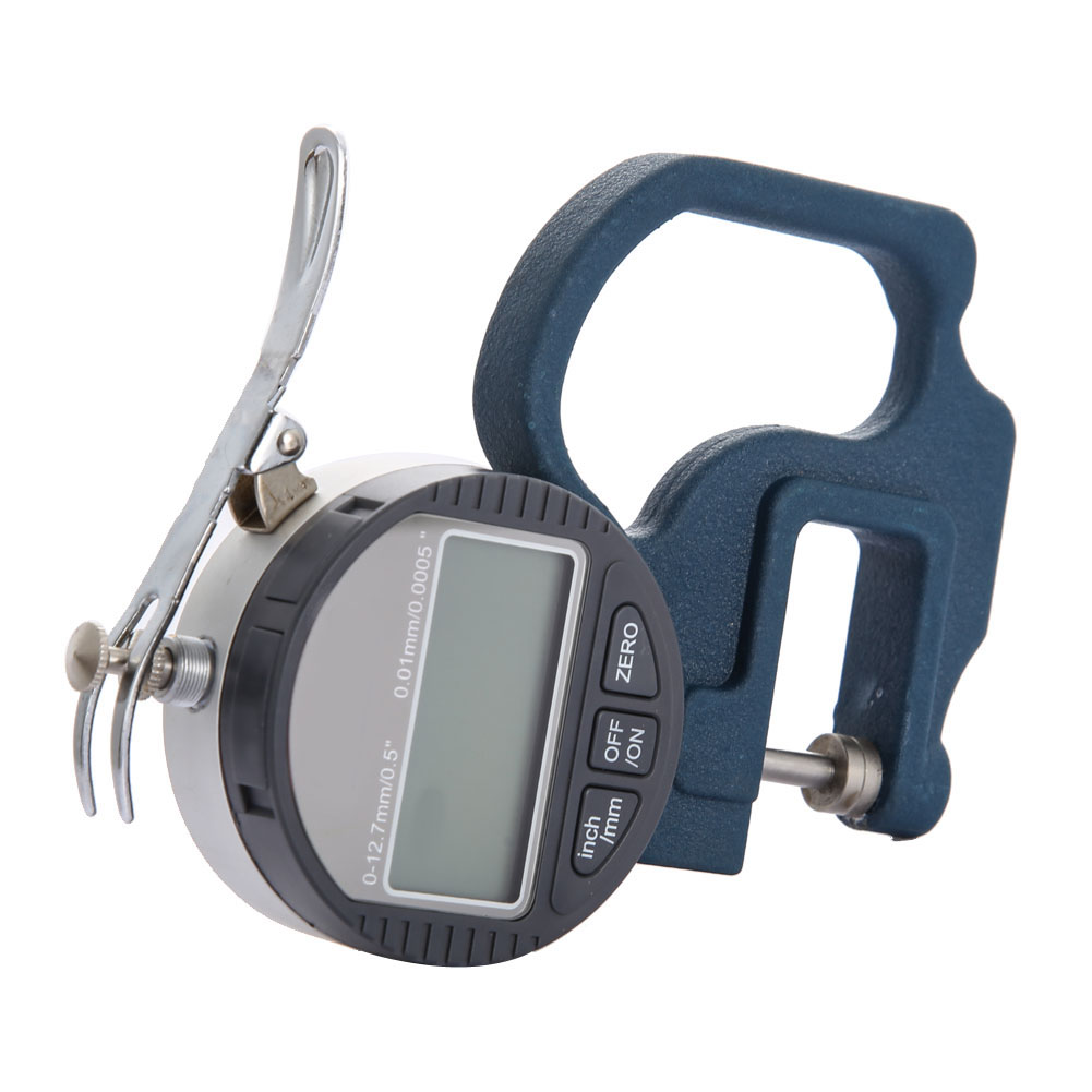 New 0.01mm Electronic digital thickness gauge 10mm Micrometer Thickness Meter Micrometro Width Measuring Instruments Data Output