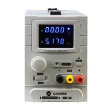 P-3005DA DC regulated power supply 5A voltmeter, digital display USB detector pointer double display(China)