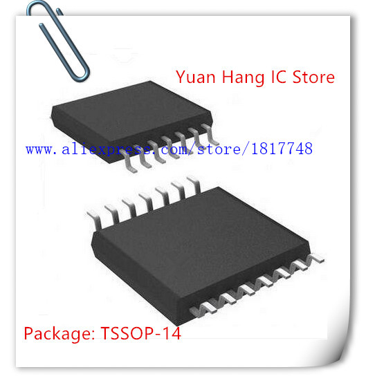 NEW 10PCS LOT PIC16F1615 I ST PIC16F1615 16F1615 TSSOP 14 IC