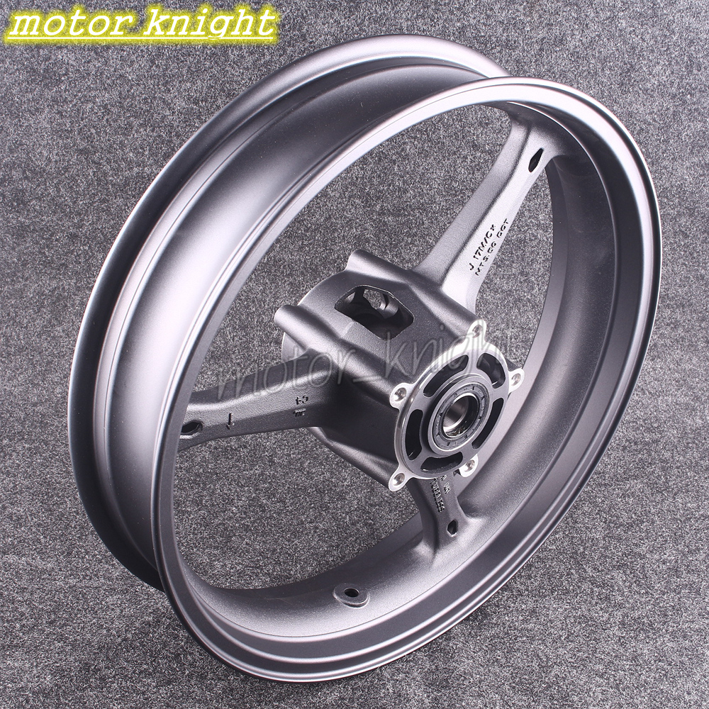 Motorcycle Front Wheel Rim For Suzuki GSXR600 GSX-R750 2006 2007 K6 / GSXR 1000 2005 2006 2007 2008 K5 K7 Motor Accessories